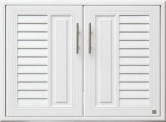 บานซิงค์คู่ใต้เตา ABS - King รุ่น Platinum Series Nova(โนวา) สีขาว ขนาด(กว้างxสูงxหนา) 81.7x61.7x8.5 ซม.