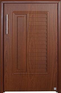บานซิงค์ถังแก๊ส ABS - King รุ่น Platinum Series Nova(โนวา) สีสักน้ำตาล ขนาด(กว้างxสูงxหนา) 50.8x73.6x8.5 ซม.