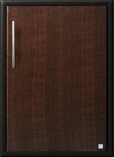 บานซิงค์เดี่ยว ABS - King รุ่น Platinum Series Jade(เจด) สีโอ๊คดำ ขนาด(กว้างxสูงxหนา) 50.8x68.8x8.5 ซม.