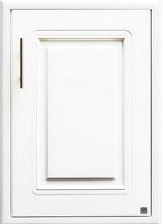 บานซิงค์เดี่ยว ABS - King รุ่น Platinum Series Pearl(เพิร์ล) สีขาว ขนาด(กว้างxสูงxหนา) 50.8x68.8x8.5 ซม.