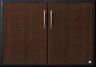 บานซิงค์คู่ ABS - King รุ่น Platinum Series Jade(เจด) สีโอ๊คดำ ขนาด(กว้างxสูงxหนา) 96x68.8x8.5 ซม.