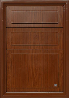 ตู้ลิ้นชัก ABS - King รุ่น Platinum Series สีสักน้ำตาล ขนาด(กว้างxสูงxหนา) 49x68.8x54.5 ซม.