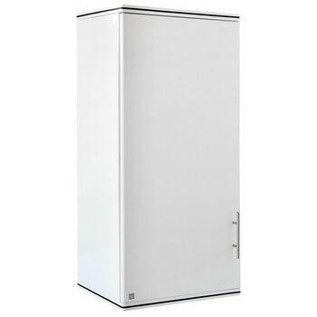 ตู้แขวนเดี่ยว ABS - King รุ่น Grand Platinum Jade(เจด) สีขาว ขนาด(กว้างxสูงxหนา) 45x94x34 ซม.