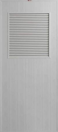 ประตู Bathic (บาธติค) BS3 สีเทา