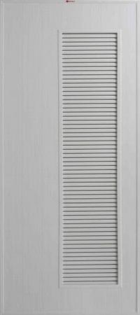 ประตู Bathic (บาธติค) BS5 สีเทา