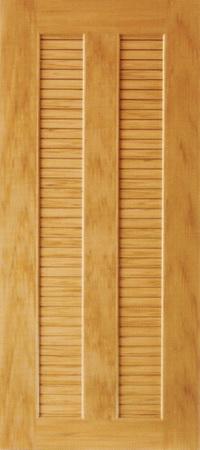 ประตู WPC - Kaizen(ไคเซ็น) DKW-03 สีสักทอง