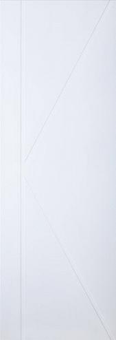 ประตู WPC - Kaizen รุ่น J2K DKWS-08