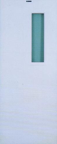 ประตู WPC - Kaizen รุ่น J2K DKWS-14 บานกระจก