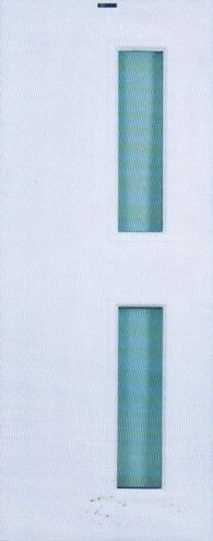 ประตู WPC - Kaizen รุ่น J2K DKWS-15 บานกระจก