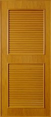 ประตู PVC - Polywood Anti 5 P4 80x200 ลายไม้