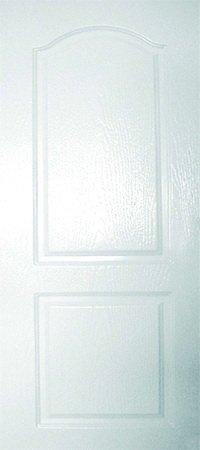 ประตู UPVC - Polywood(โพลีวูด) Revo Series PNR-001 บานทึบ สีขาว