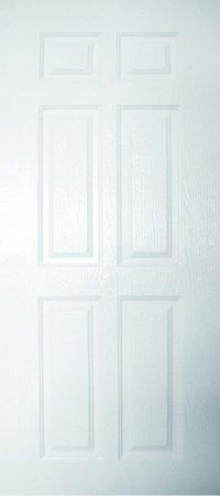 ประตู UPVC - Polywood(โพลีวูด) Revo Series PNR-003 บานทึบ สีขาว