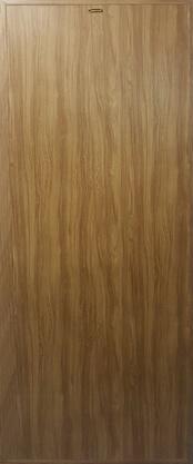 ประตู PVC - Bathic(บาธติค) BL1 70x200 สีบีช